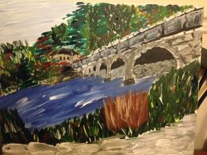 My Five Span Bridge